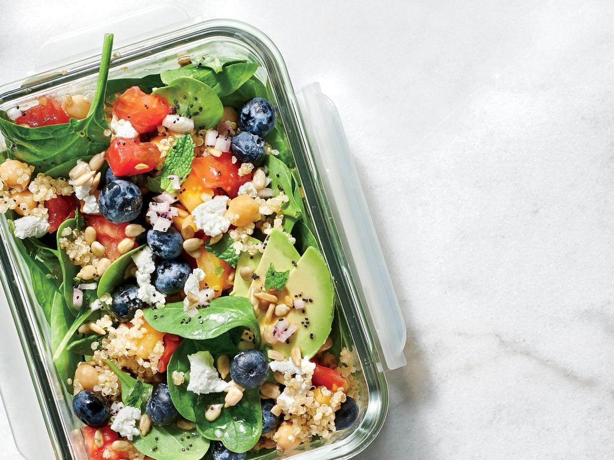 21 lunch and dinner salads that are seriously filling