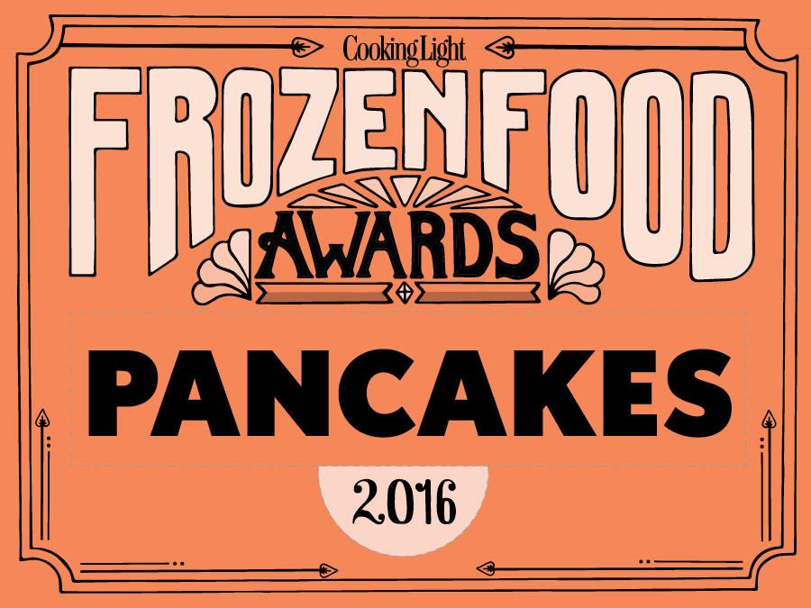 The Healthiest Frozen Foods in the Supermarket: Pancakes