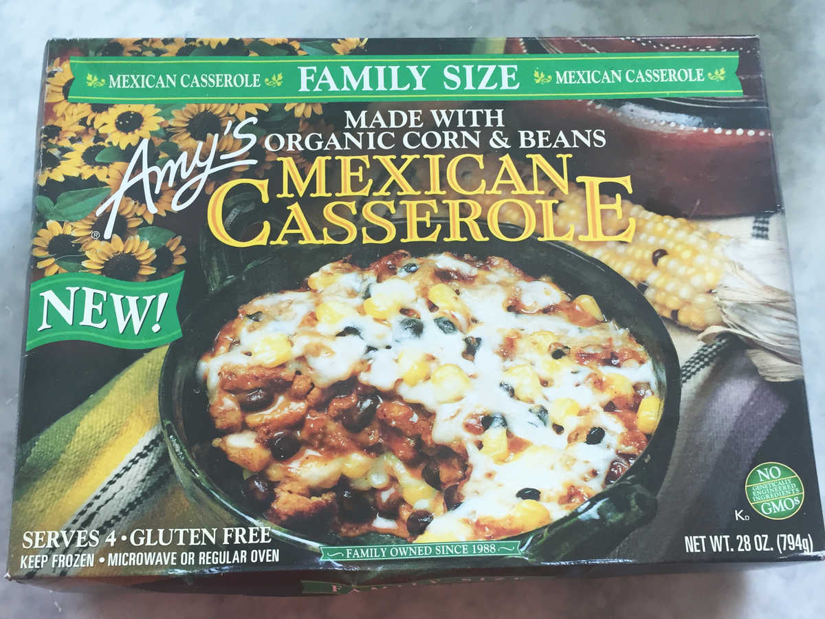 Amy's Family Mexican Casserole