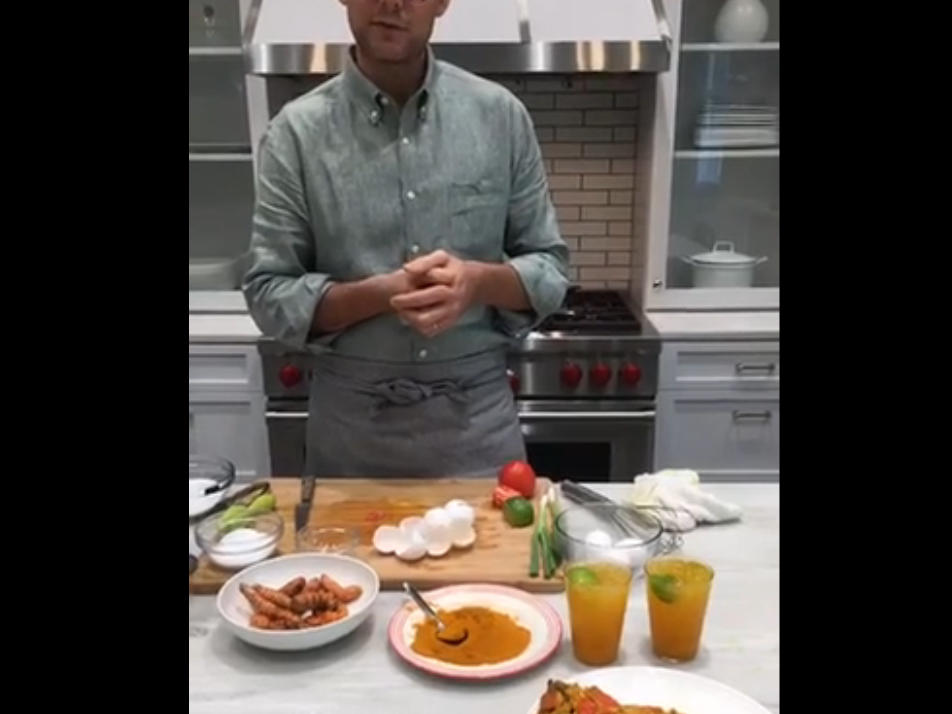 Learning with the Editor: How to Cook with Turmeric