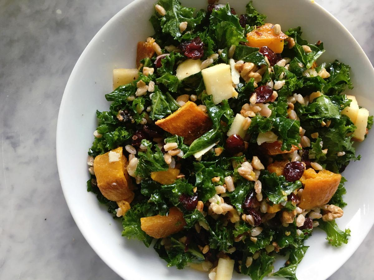 Tuesday: Ultimate Fall Salad