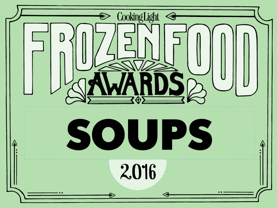 Frozen Food Awards Soup