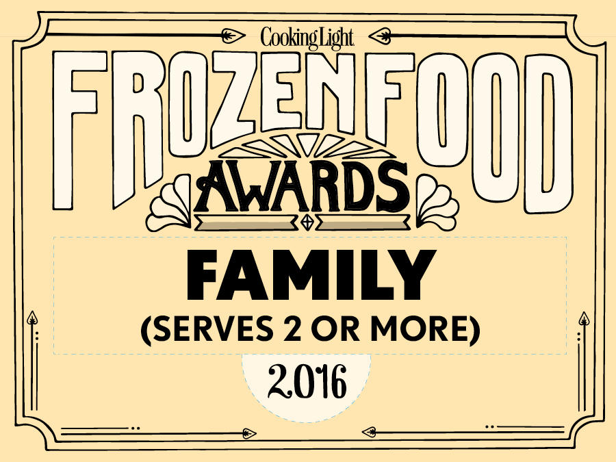 Frozen Food Awards Family