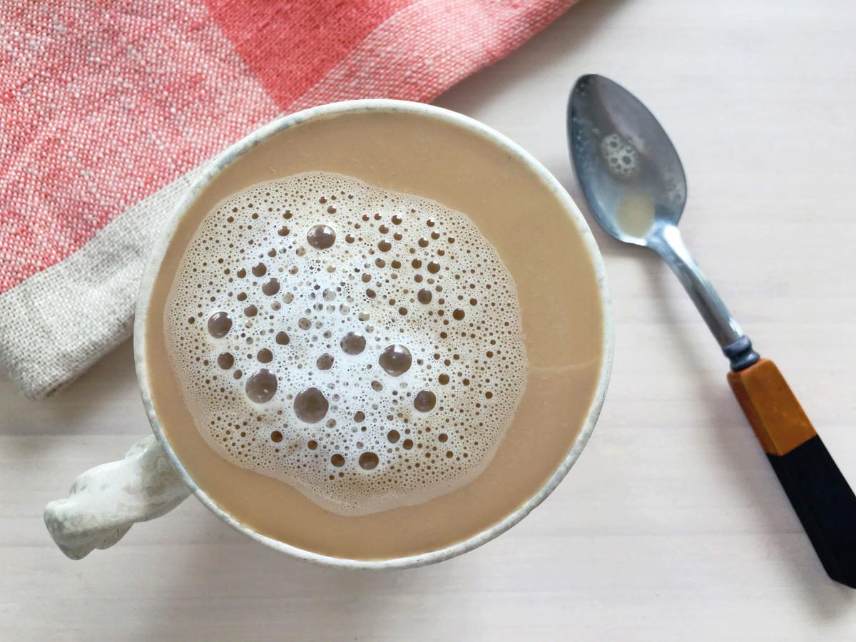 How to Make a Healthier Starbucks' Pumpkin Spice Latte at Home