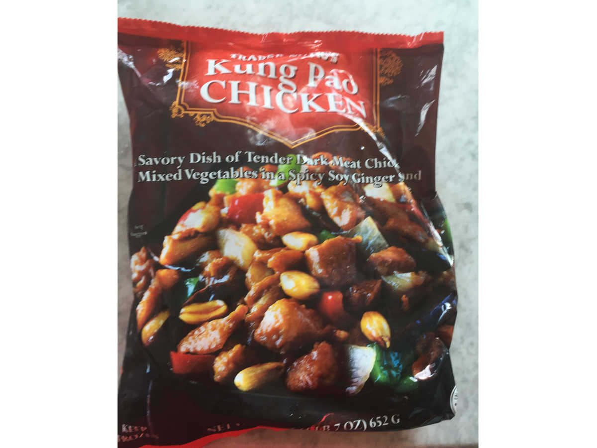 Trader Joe's Kung Pao Chicken