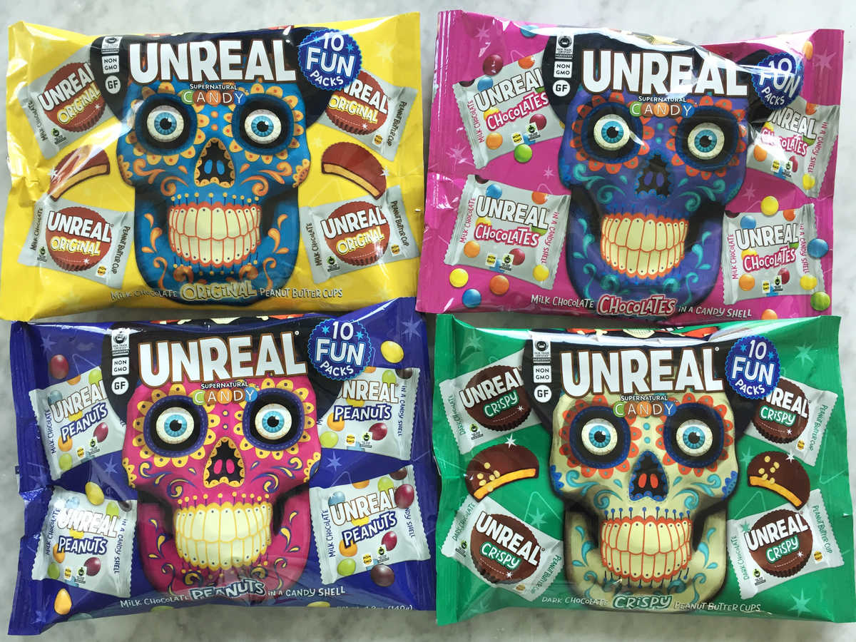 Halloween Unreal Candy Compilation