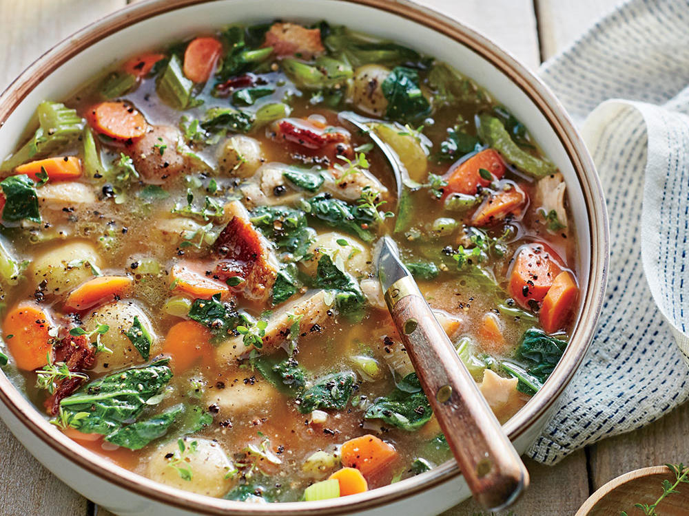 Slow Cooker Soup Recipes Cooking Light
