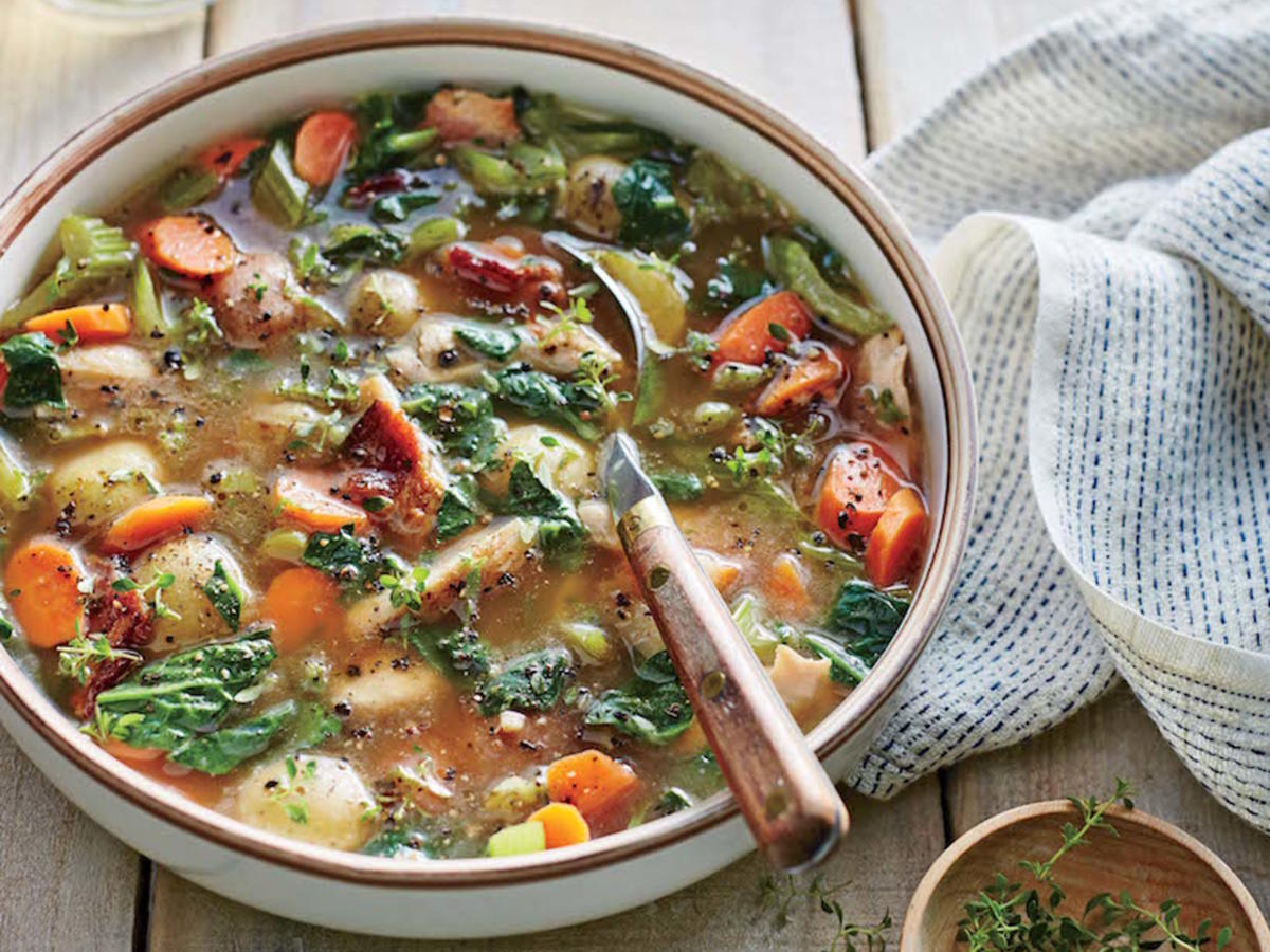 Winter Soup Recipes for a Fast and Healthy Meal