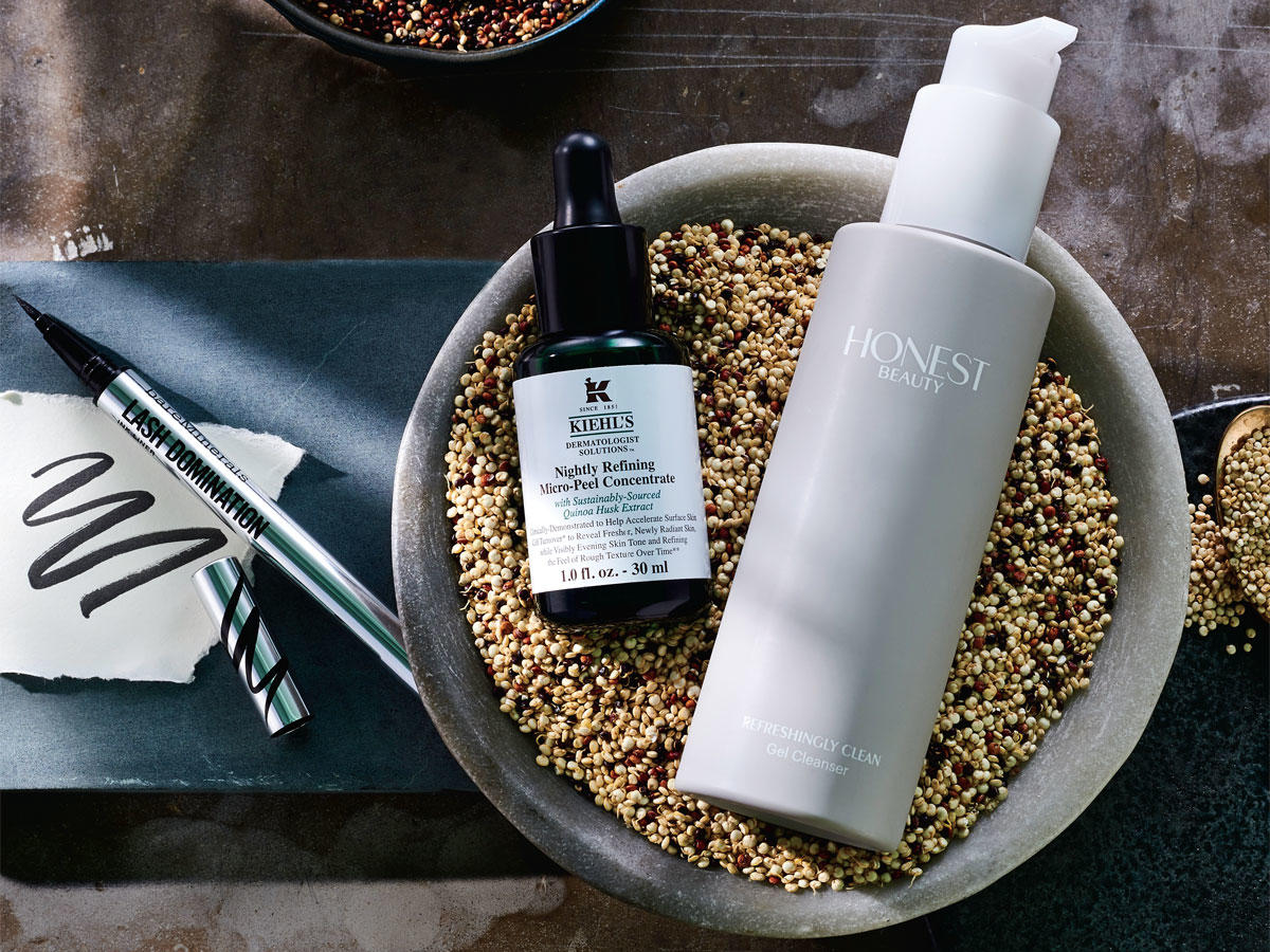 Quinoa Beauty Products