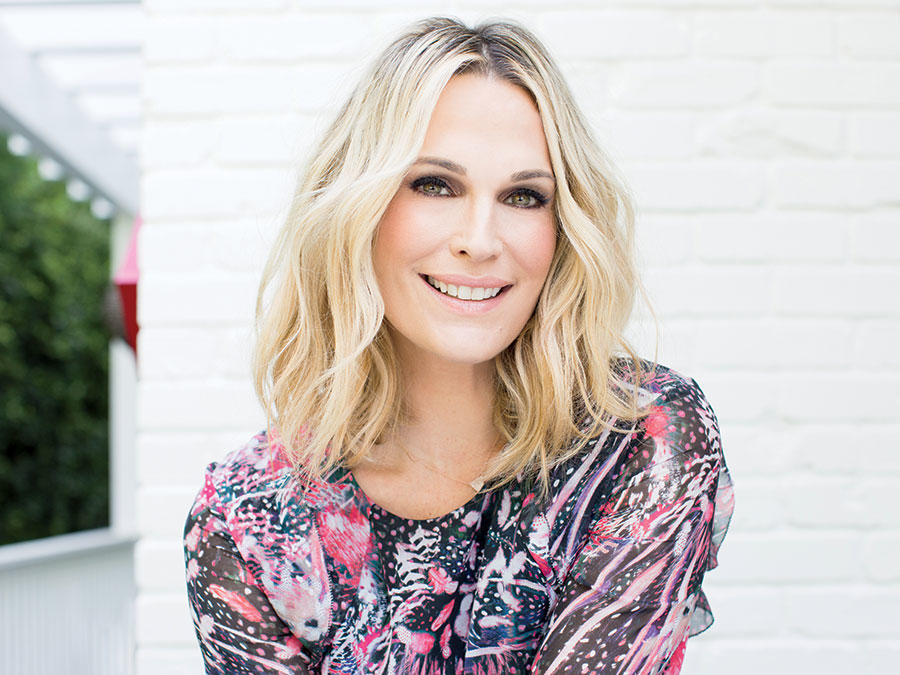 What's in Your Bag, Molly Sims?