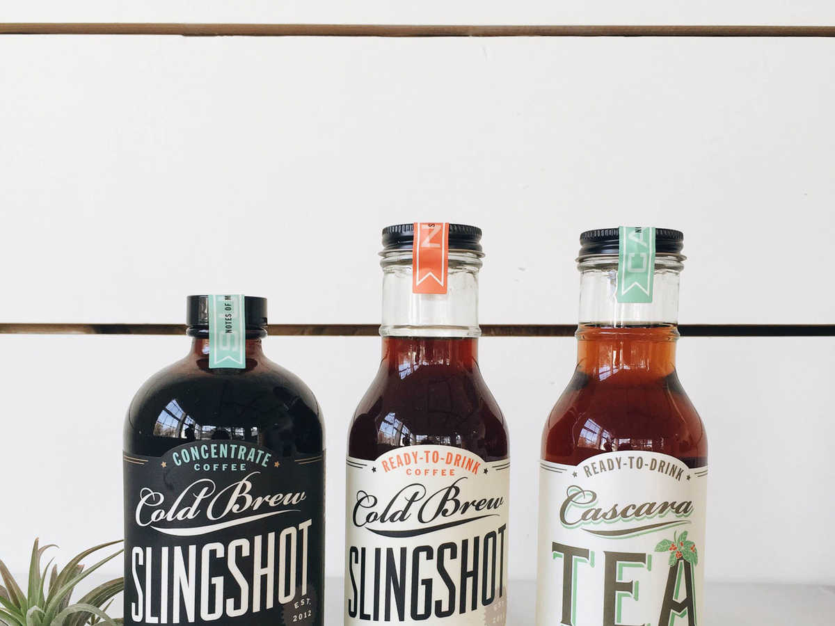 Slingshot Coffee Cold Brew Variety Pack