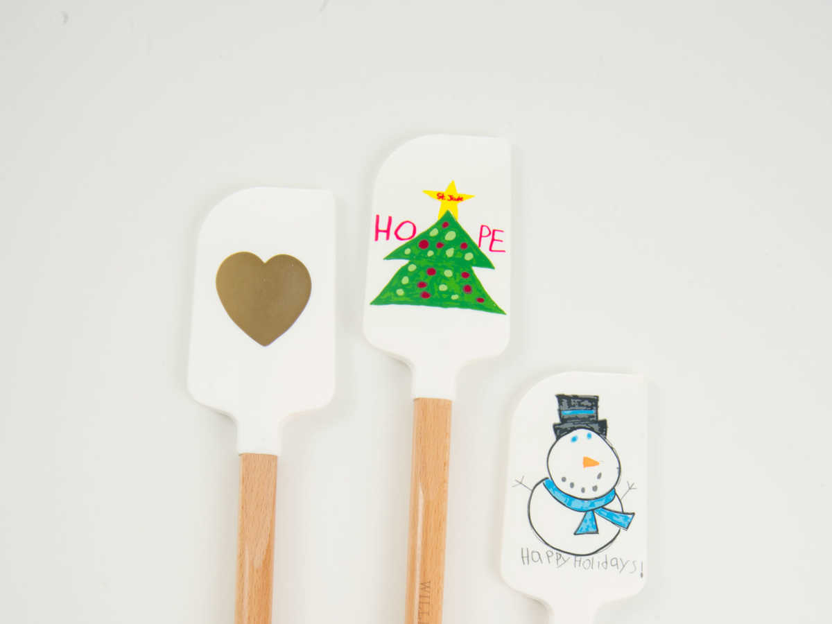 St. Jude's Williams-Sonoma Spatula Set