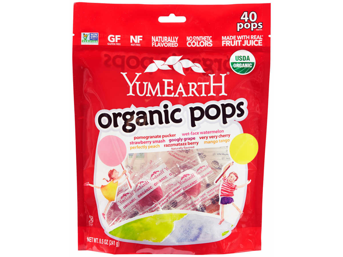 YumEarth Pops