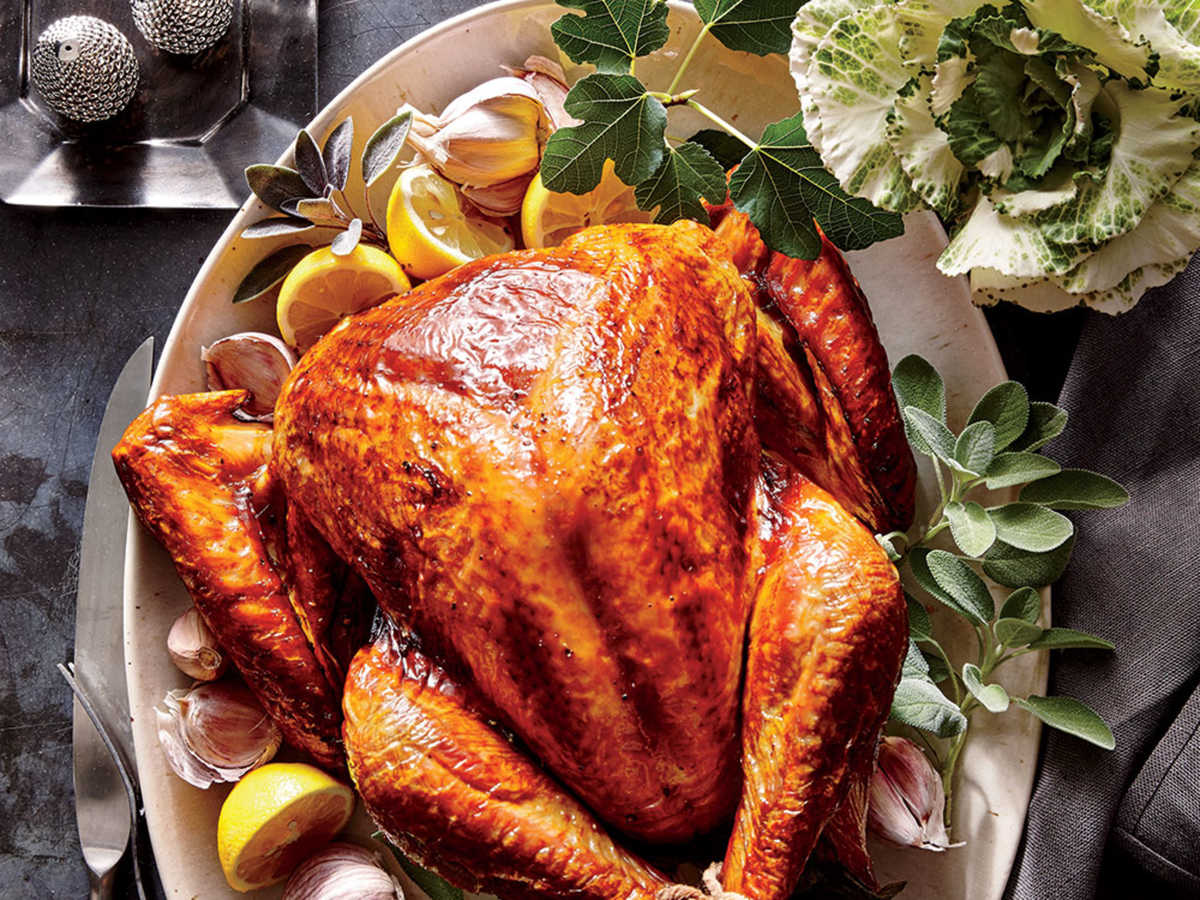 How To Perfectly Truss & Roast a Turkey