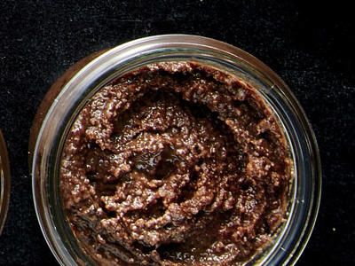 Salted Chocolate Pecan Butter