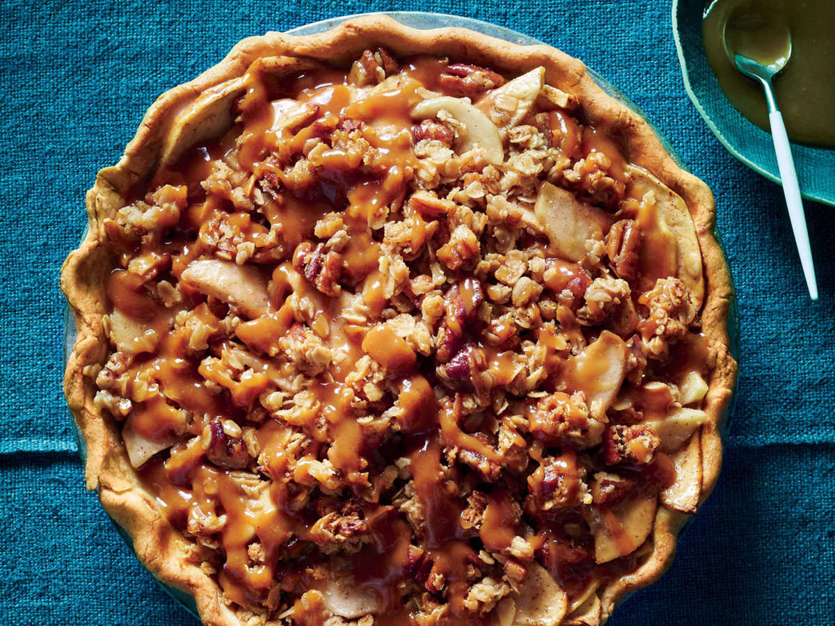 Thanksgiving Pie Recipes, Easy Apple & Pumpkin Pies ...