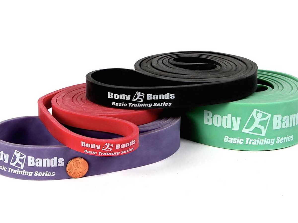 Body Bands Loop Intermediate Set
