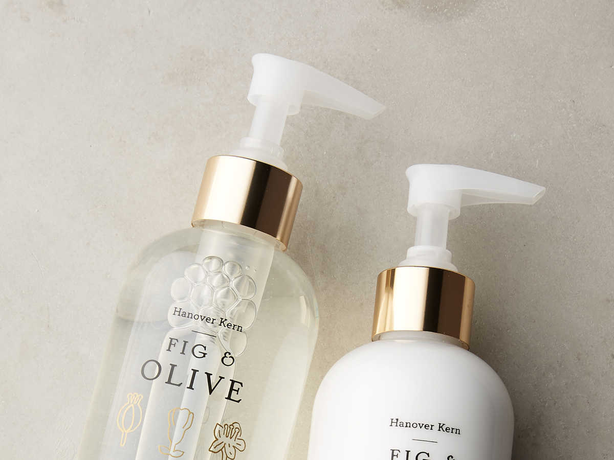 Hanover Kern Hand Wash and Hand Lotion Duo