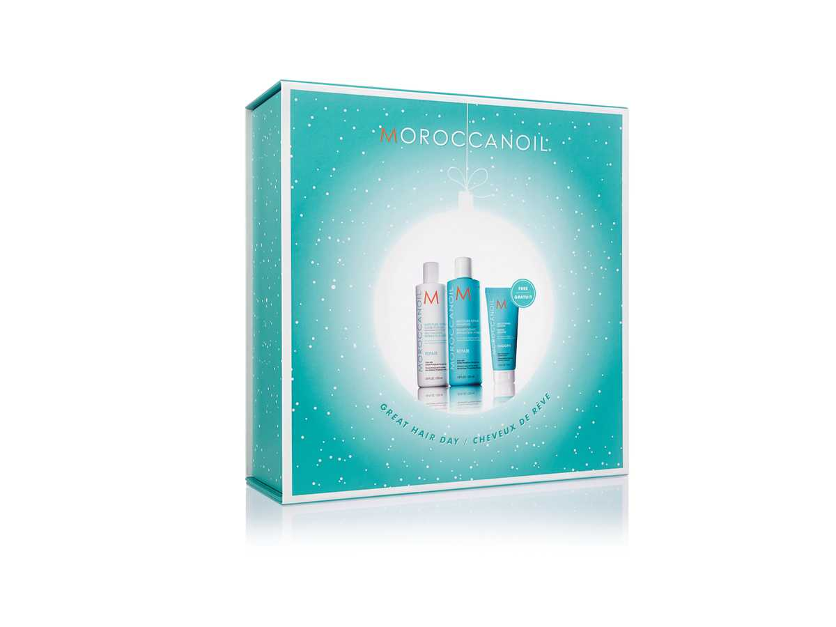 Moroccan Oil Great Hair Day Holiday Set
