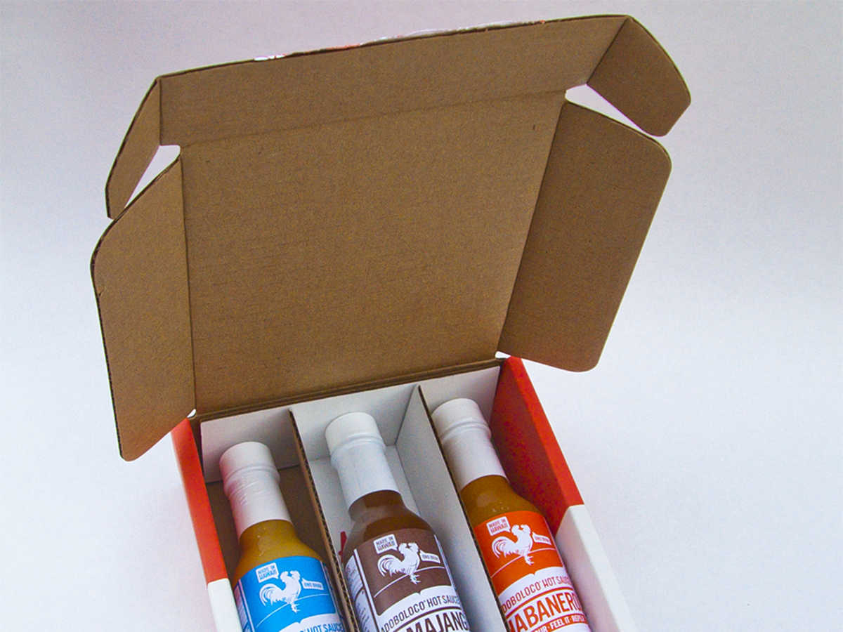 Adoboloco Build Your Own Hot Sauce Kit