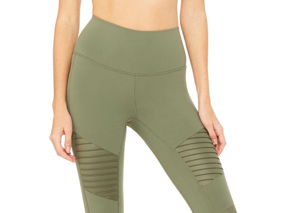 Alo Yoga High-Waist Leggings