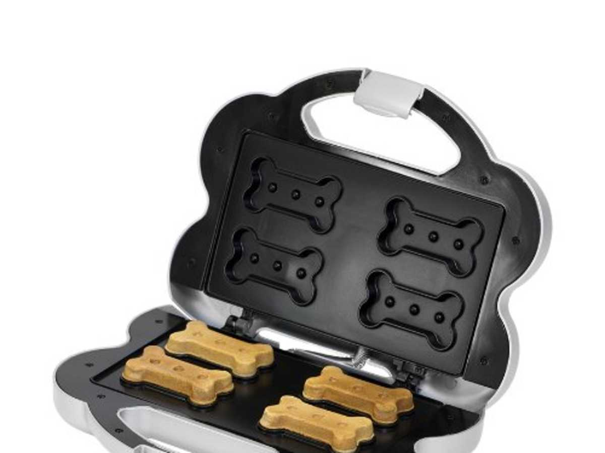1610w Bake a Bone Dog Treat Maker