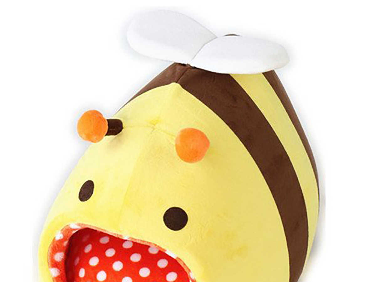 Hannari Bee Cat Bed