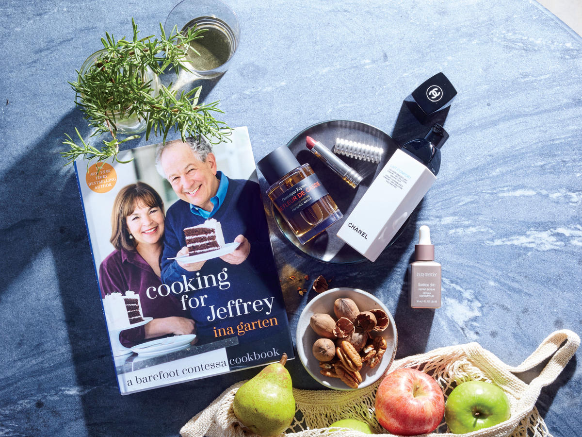 Ina Garten's Favorite Beauty Products