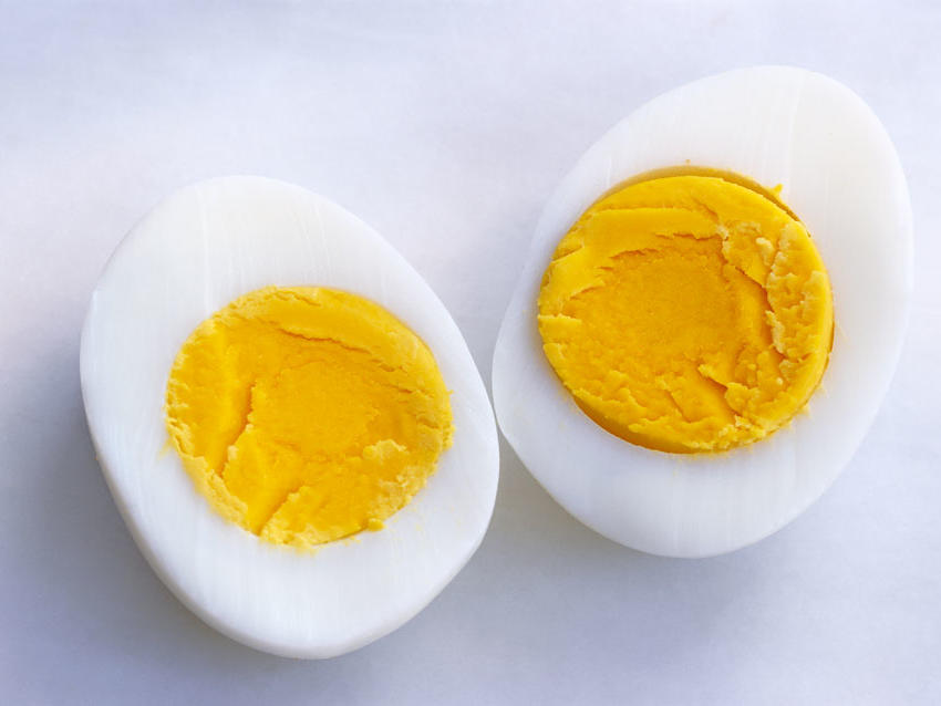 How to Reheat Hard-Boiled Eggs