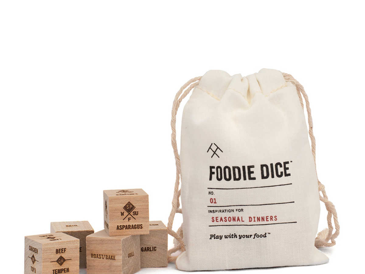 Uncommon Goods Foodie Dice