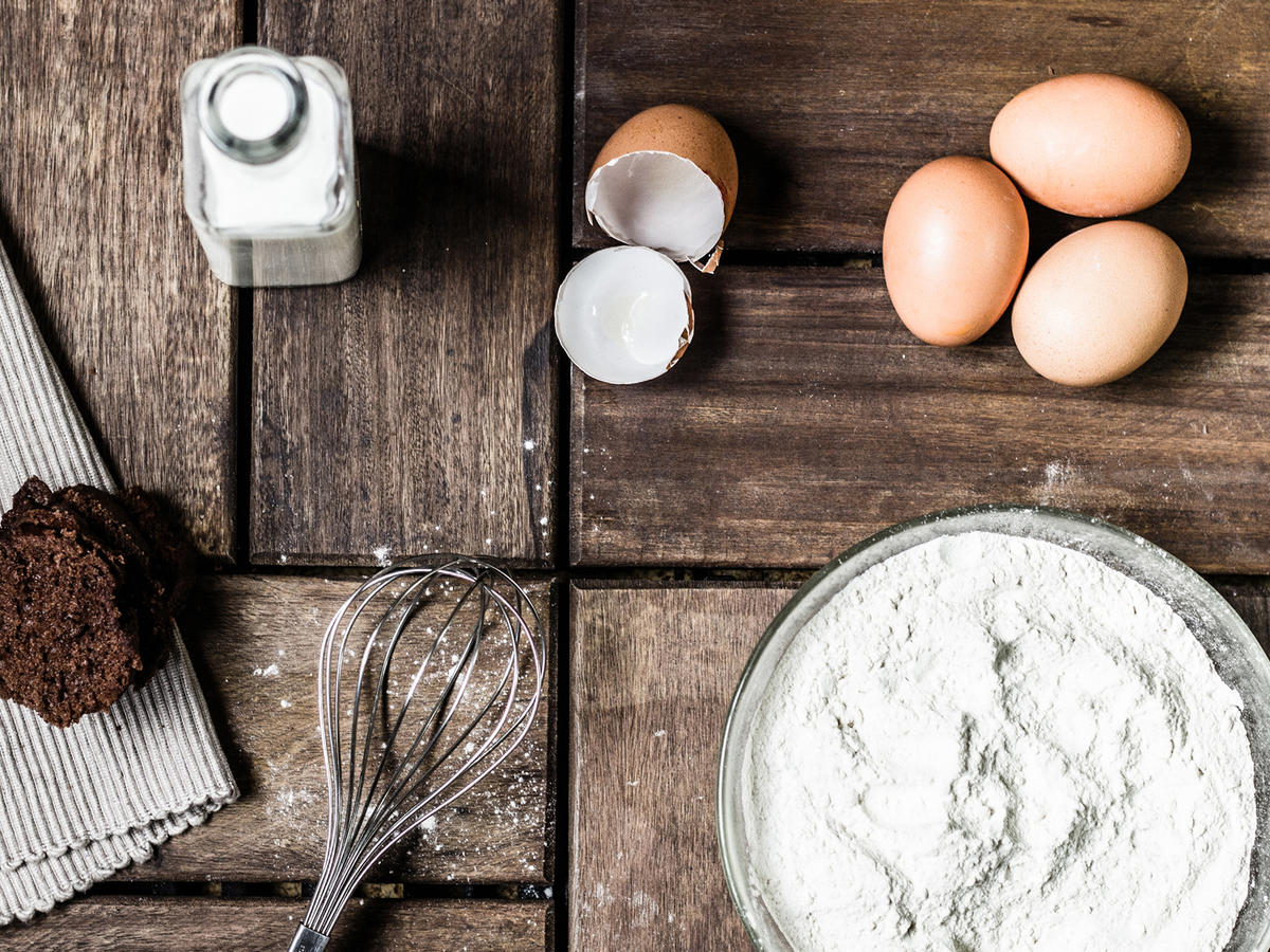 Baking Ingredients, baking powder