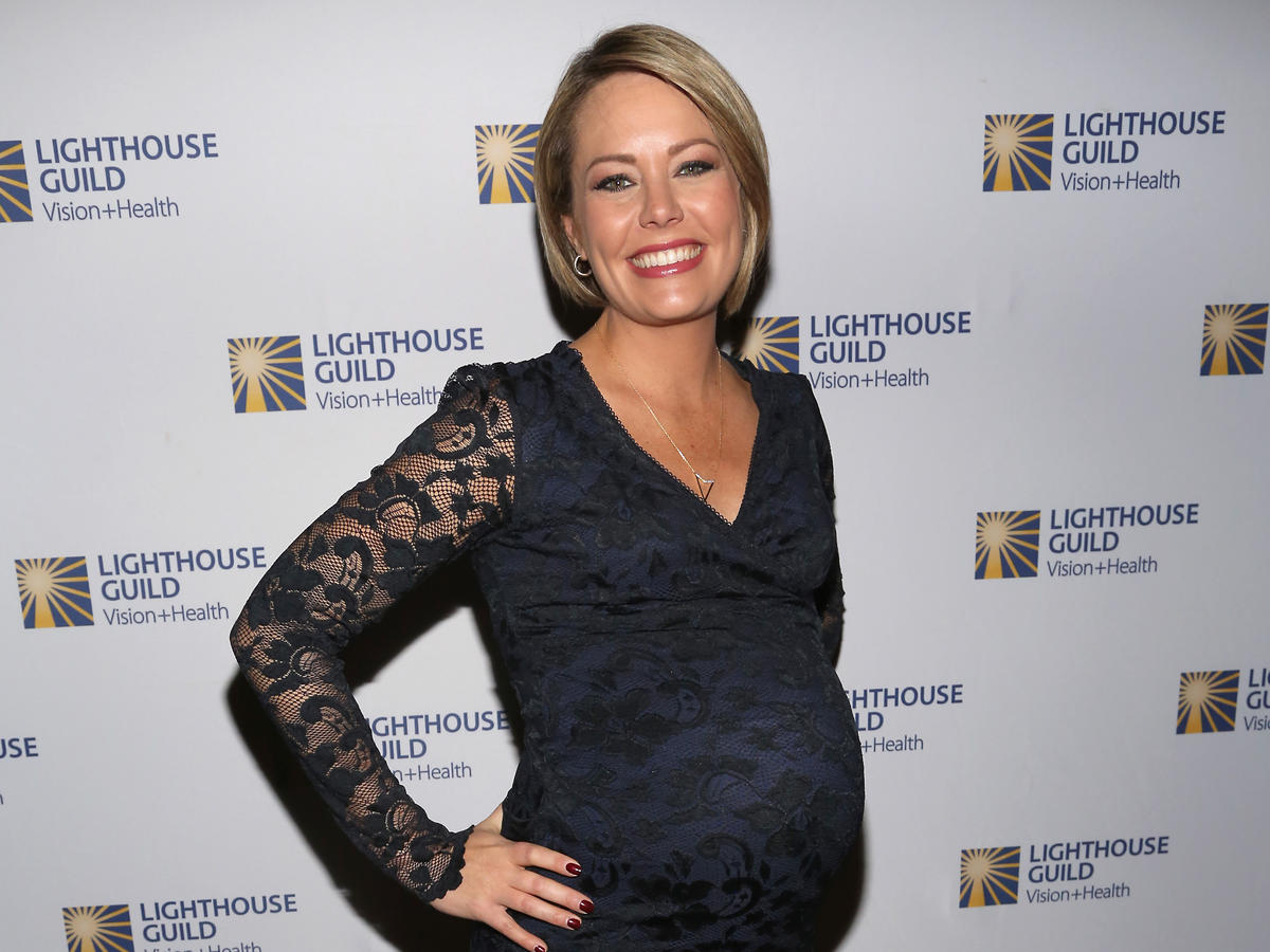 Today Show Host Dylan Dreyer on Her Post-Pregnancy Eating ...