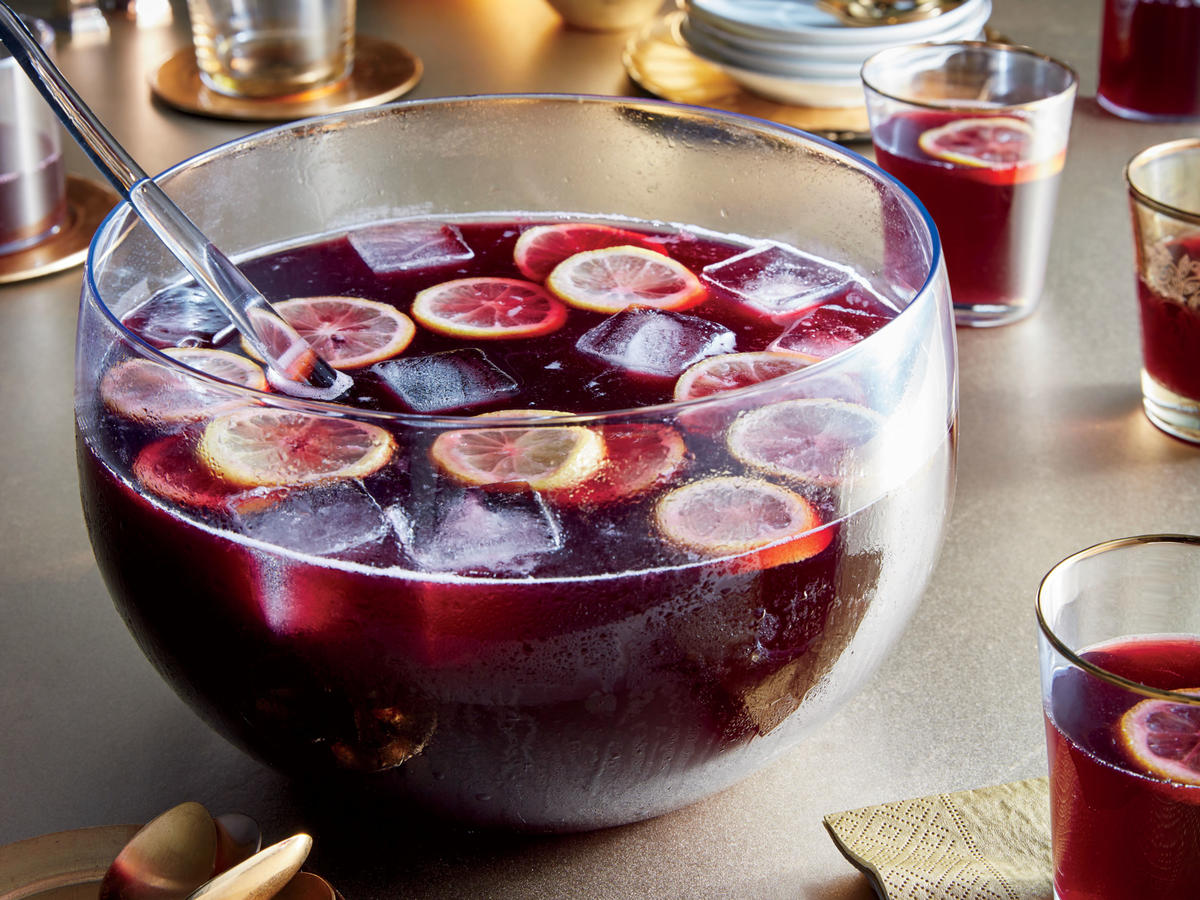 This Old-School Drink Will Save Your Holiday Party