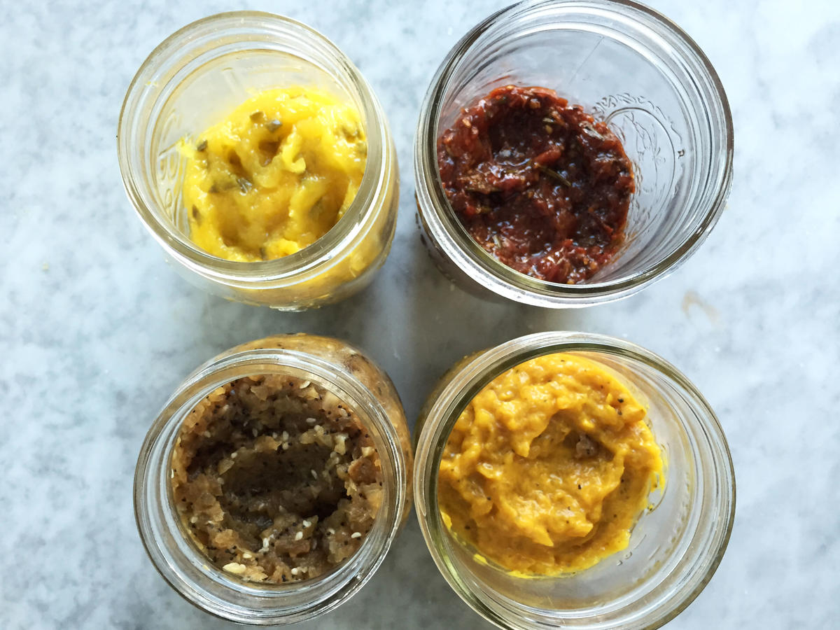 Half a Dozen Ways to Use Savory Jams