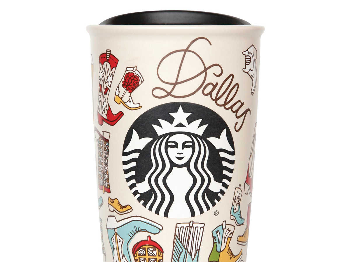 Starbucks Local Collection Tumbler