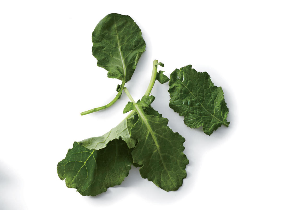 Benefits of baby kale leaves