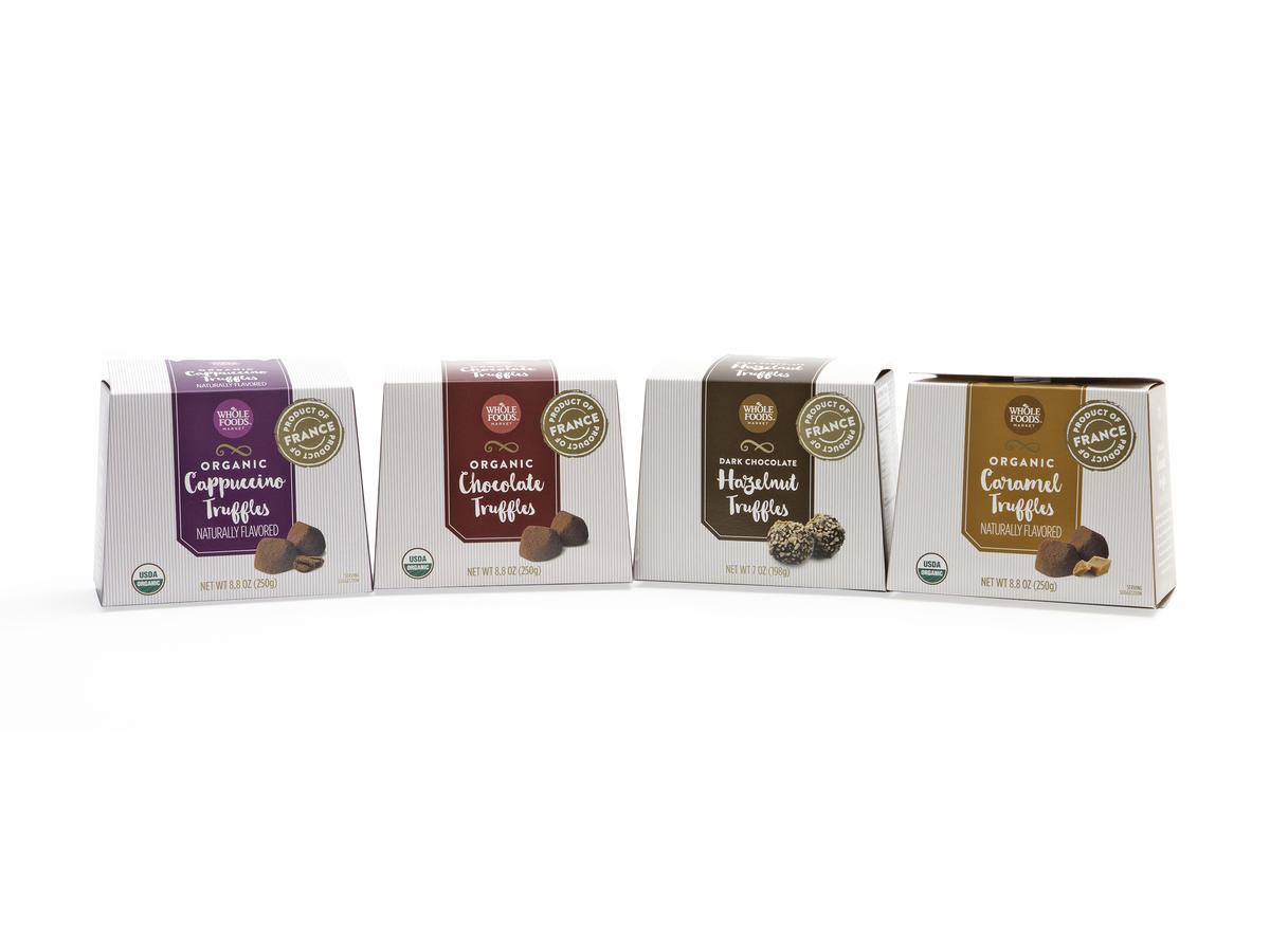 Whole Foods Market Organic Truffles
