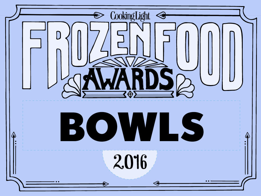 Bowls Frozen Food Awards