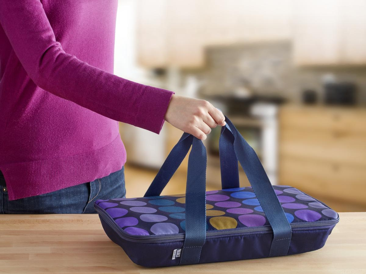 Built NY Go Go Baking Dish with Insulated Carrier