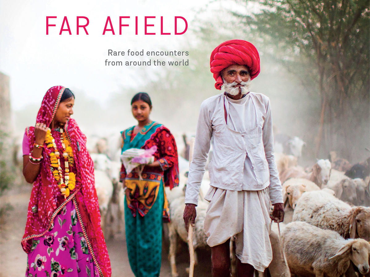 Far Afield Cookbook