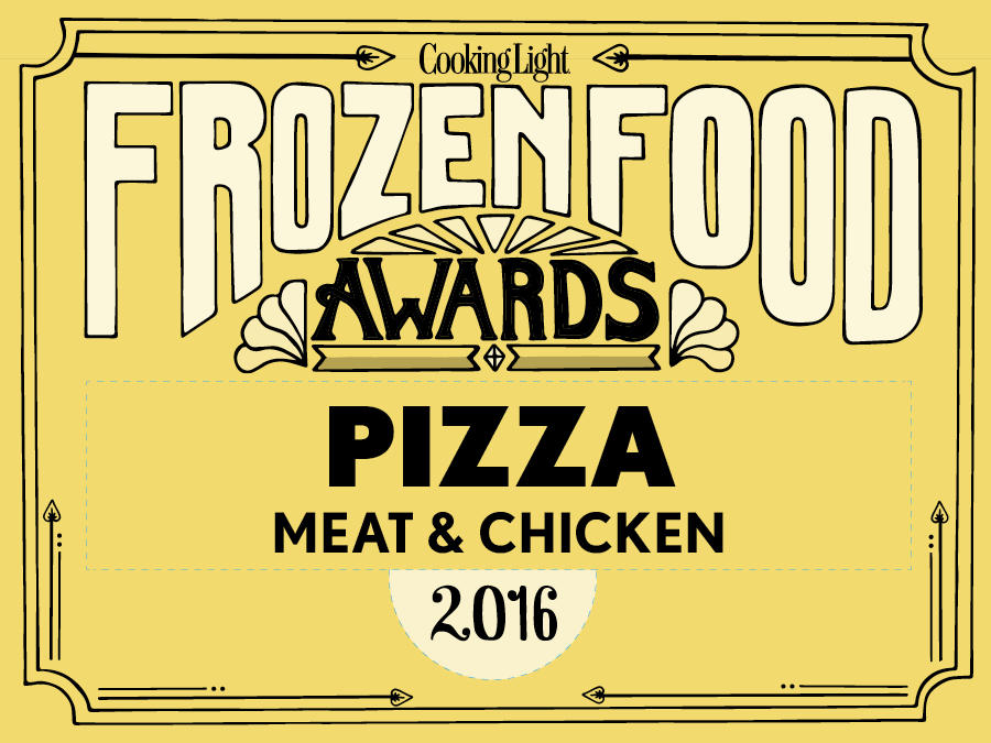Meat and Chicken Pizza Frozen Food Awards