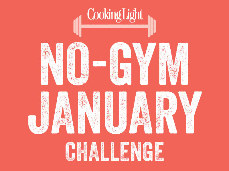 No-Gym January Challenge Header
