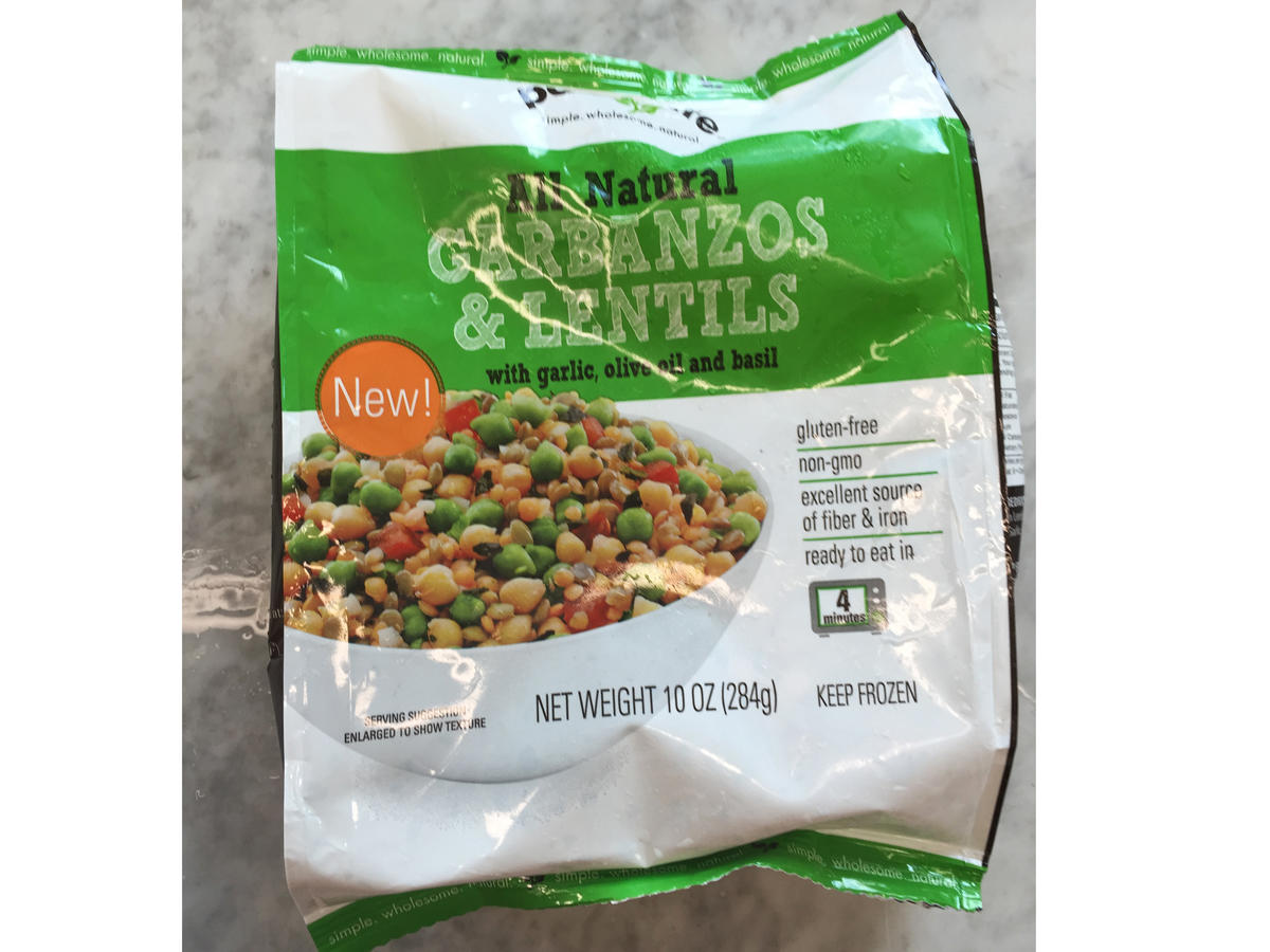 Path of Life Garbanzos Lentils Frozen Food