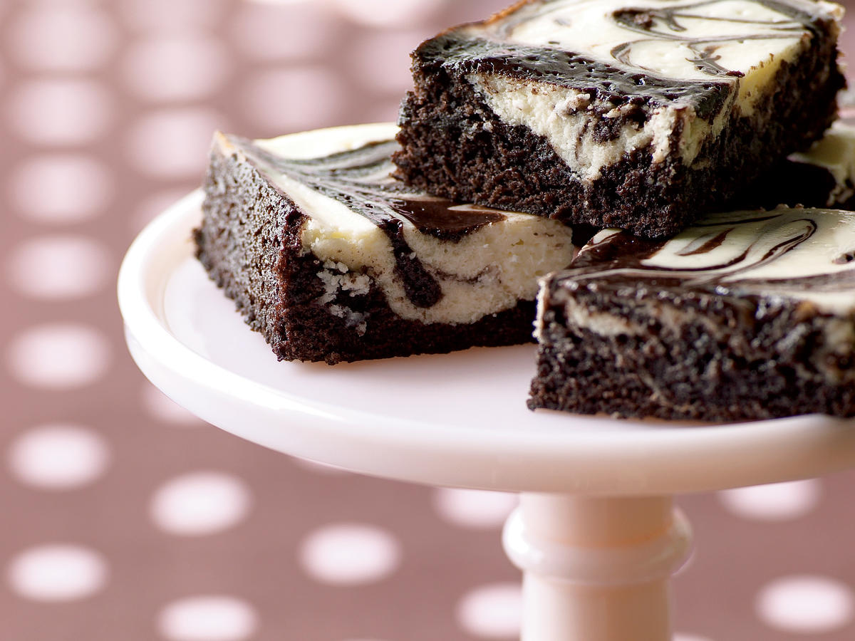 Peppermint Cheesecake Brownies Recipes