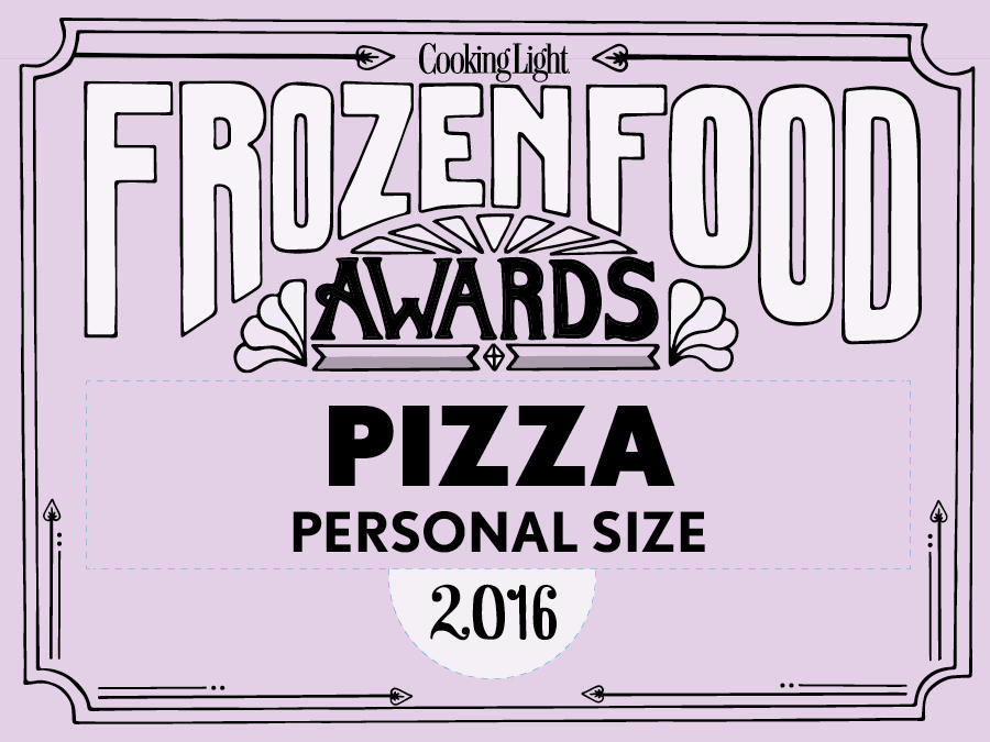 The Healthiest Frozen Foods in the Supermarket: Personal Pizzas