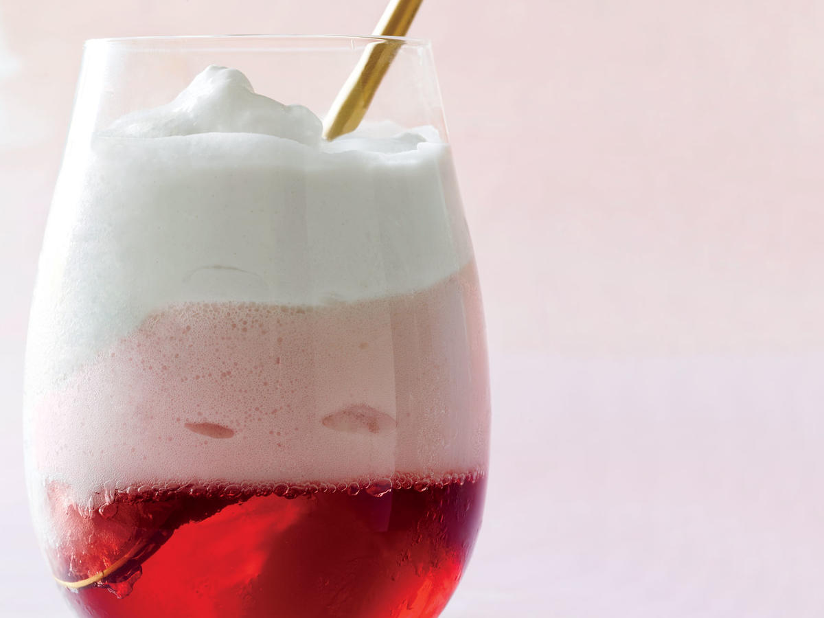 Retro Triple-Layer Parfaits
