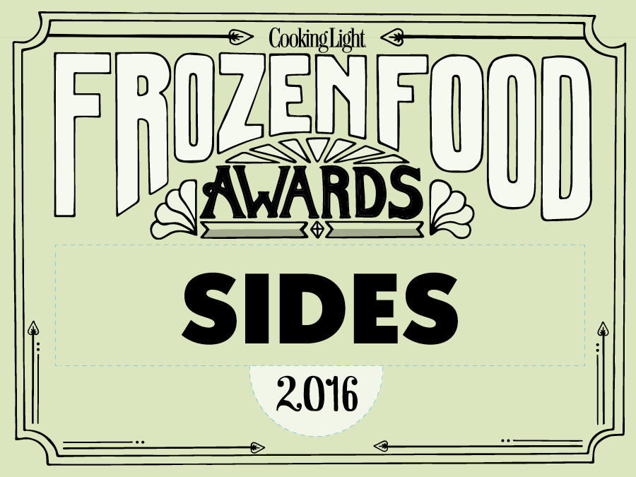 The Healthiest Frozen Foods in the Supermarket: Sides