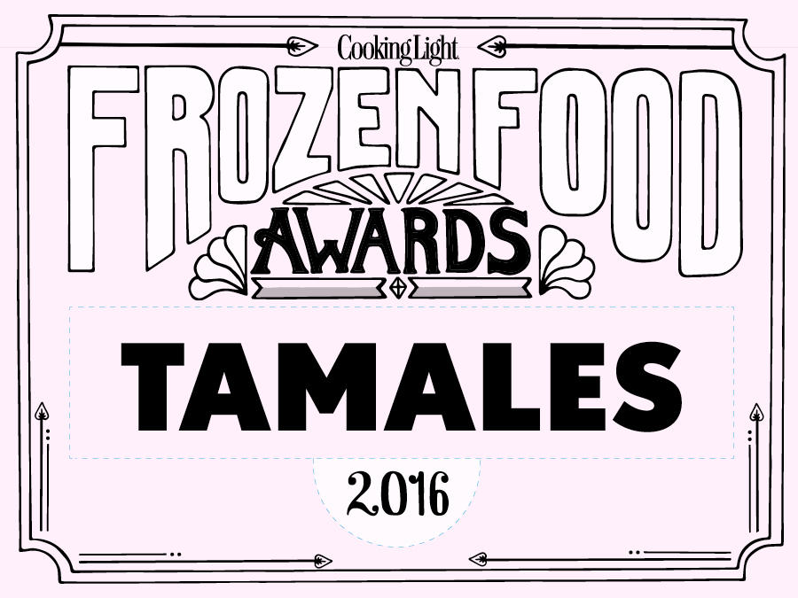 Tamales Frozen Food Awards
