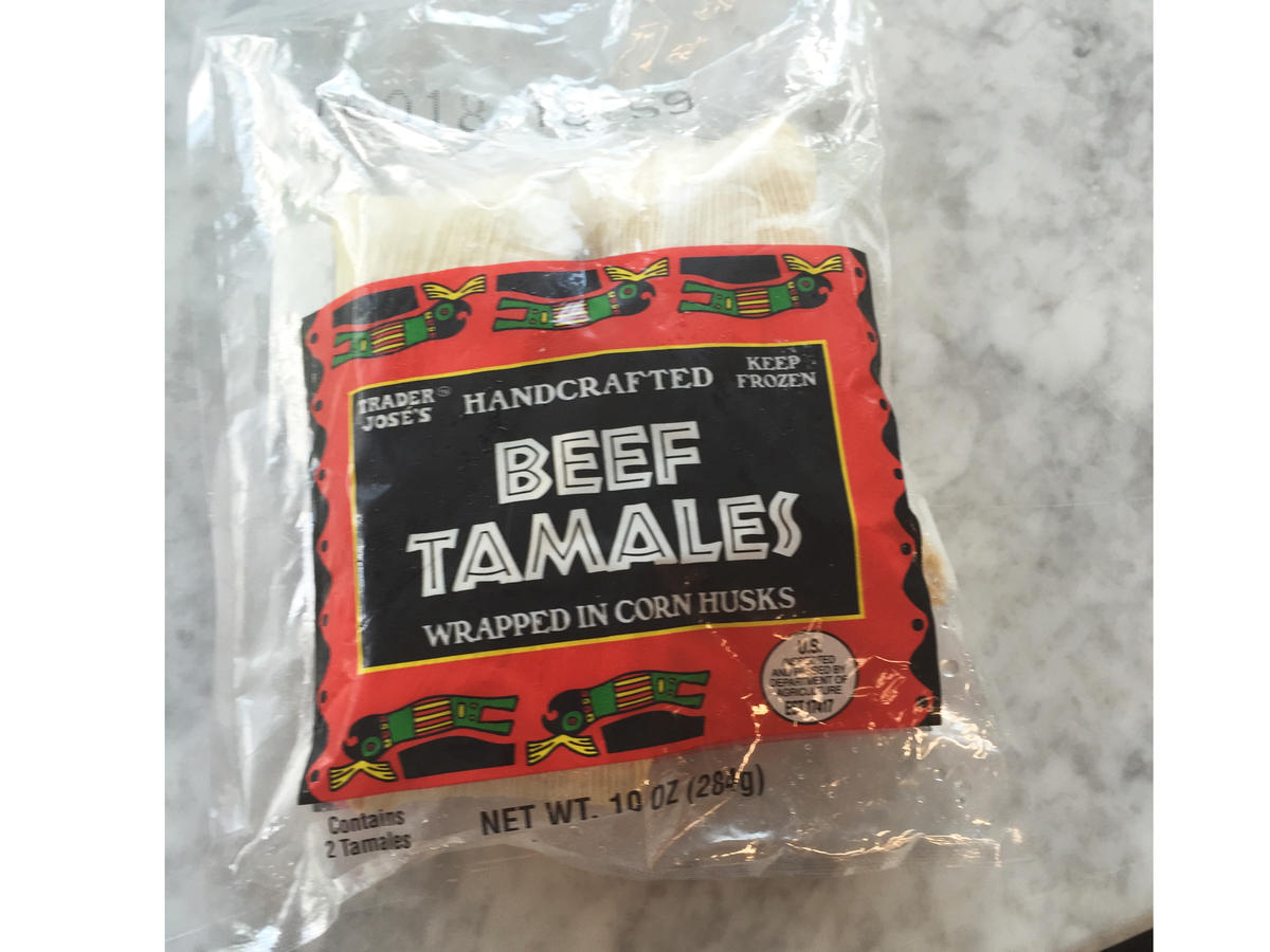 the healthiest frozen foods in the supermarket tamales cooking light. Black Bedroom Furniture Sets. Home Design Ideas
