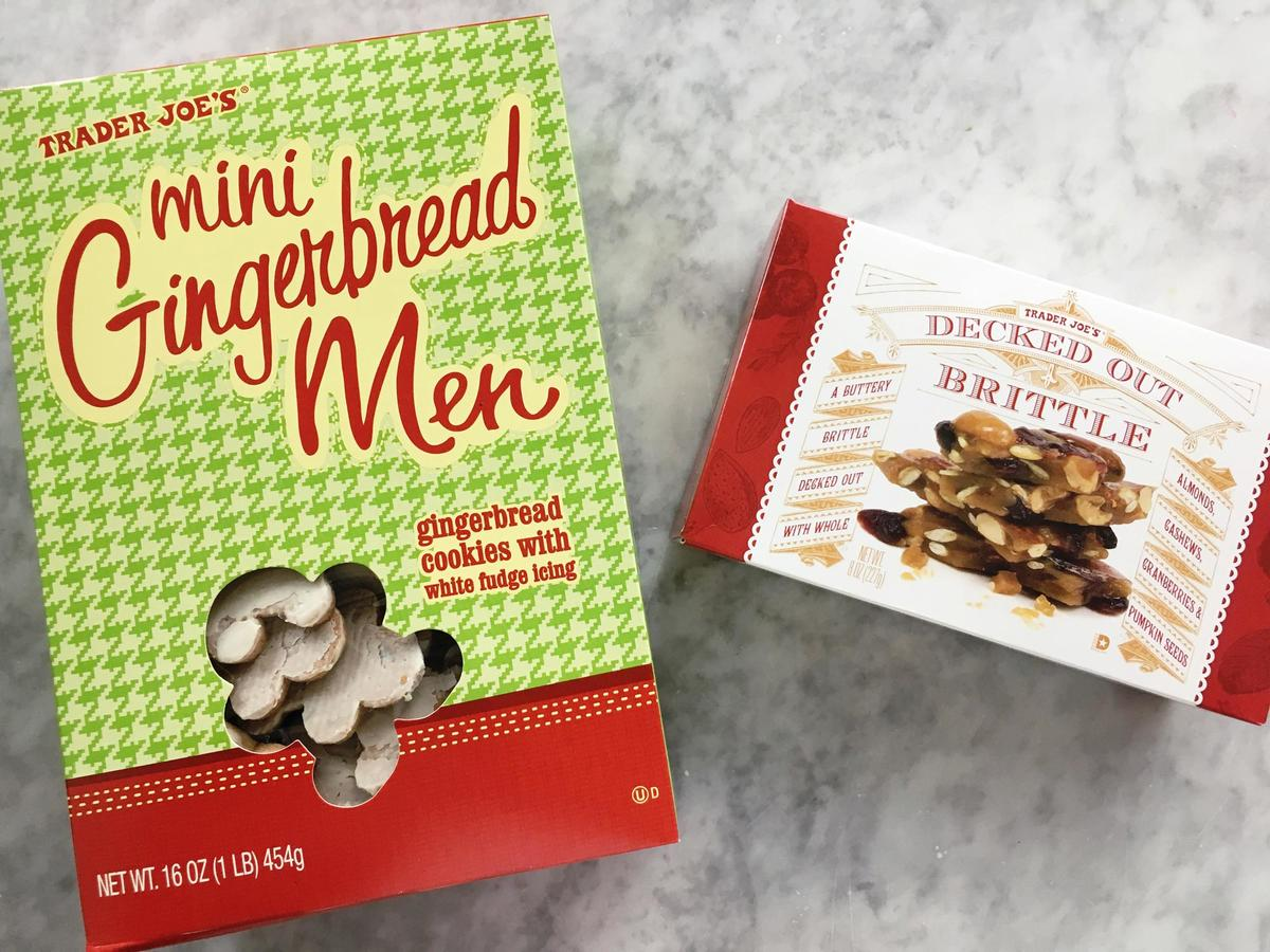 Trader Joe's Last Minute Holiday Gifts